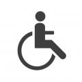 LOGO Personne mobilité réduite